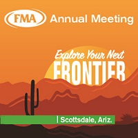 Radan at FMA Annual Meeting in Arizona on March 7-9