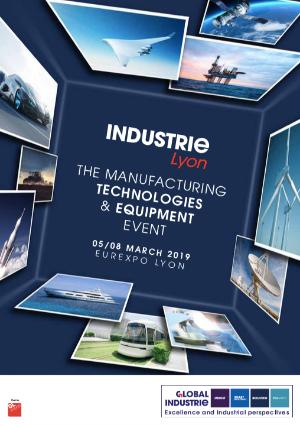 Production Software and Measurement  on Global Industrie in Lyon, March 5-8