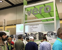 Vero Breaks Company Sales Records at IMTS 2016