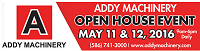 Edgecam, by Vero Software, at Addy Machinery Open House, Clinton Township, MI., May 11-12