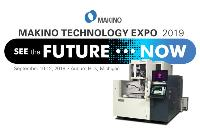 WORKNC on Sept. 10-12 at Makino Technology Expo in Michigan