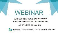 Webinar: SURFCAM TRADITIONAL CAM for metalworking: main functionality